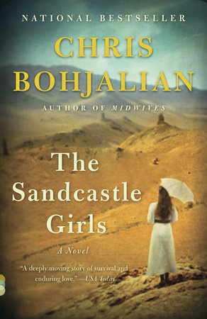 The Sand Castle Girls Book Cover
